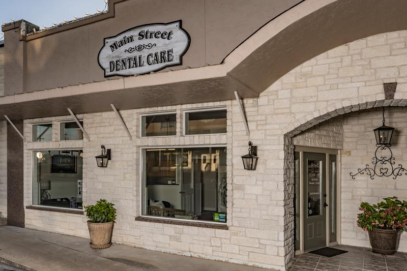 Main Street Dental Care building