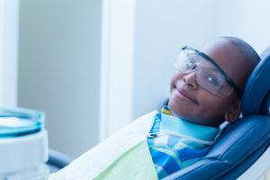 Pediatric Dentist Patient